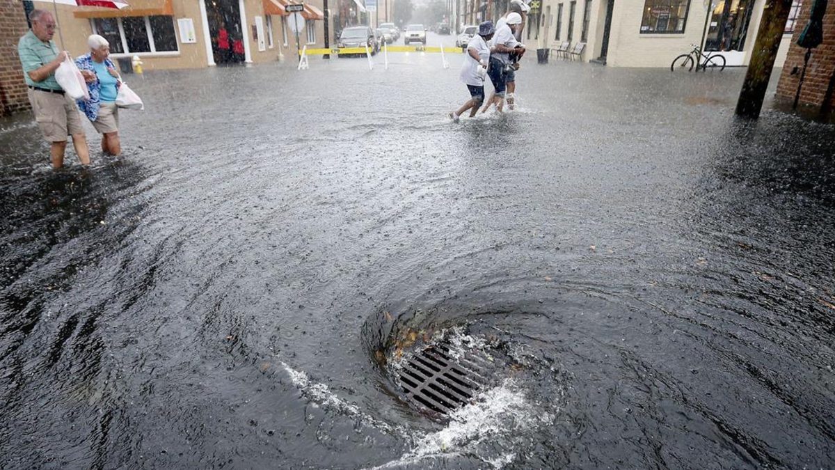 Sustavi odvodnje i klimatske promjene